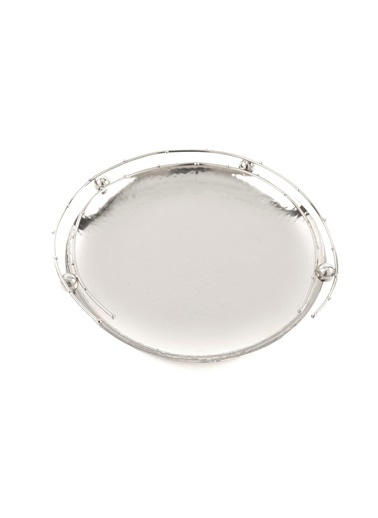 Mikasa Moor Tepsi Gümüş
